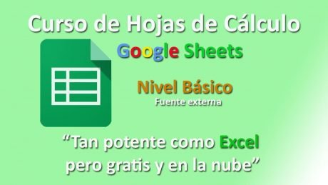 curso google sheets